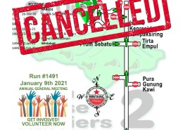 Bali Hash 2 Next Run #1488 Cancelled