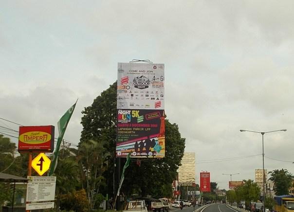 pasang billboard jogja