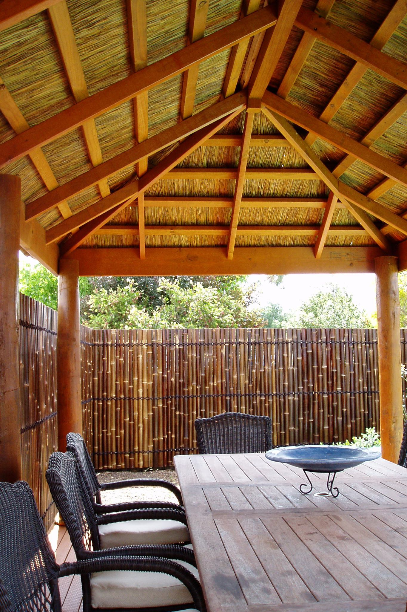 Thatch Roofing Gallery Balihutsandoutdoorgazebos