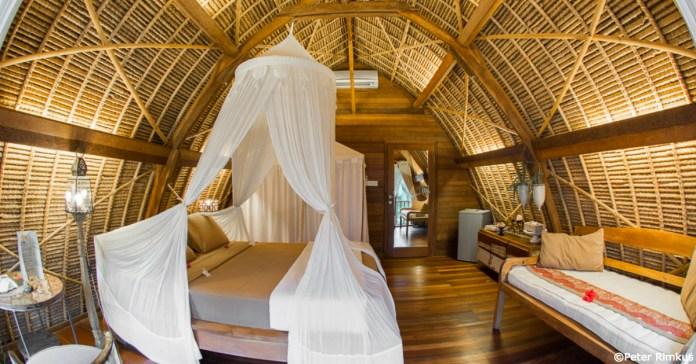 Sandat Glamping Tents - Ubud Accommodations