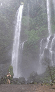Visit the most waterfalls in Bali