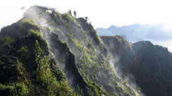Description of Mount Batur Bali