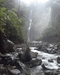 Visiting sekumpul waterfalls
