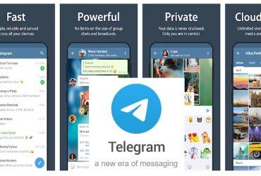 Telegram, Aplikasi Chating Saingan Whatsapp dengan Berbagai Fitur dan Keamanannya.