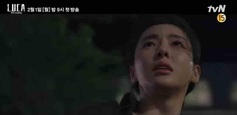 Nonton Drama Korea LUCA The Beginning 2021 Eps 2 Sub Indo Gratis