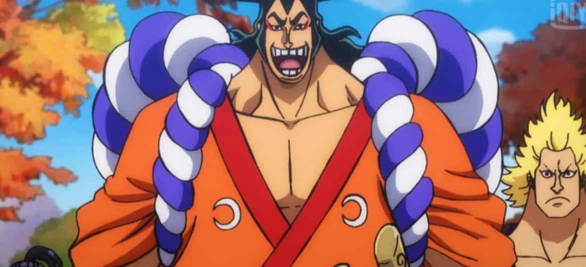 One Piece Sub Eng - Watch Online Eps 961 Oden to Kinemon