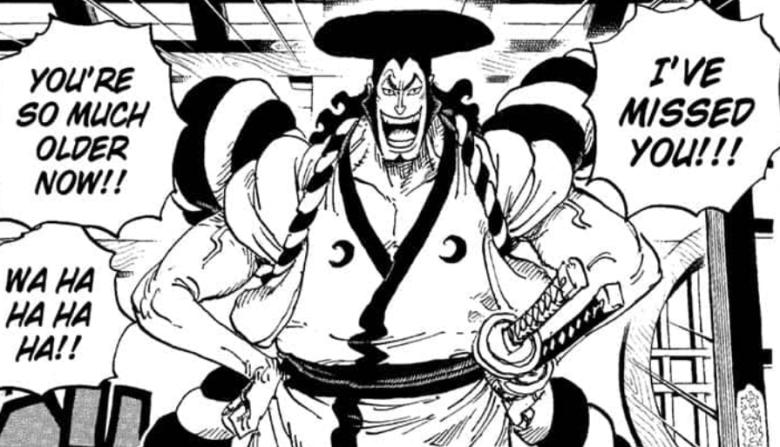Baca Manga One Piece Ch 1008 Sub Indo Komiku - Kembalinya Oden Sama