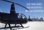 uberchopper taxi helikopter
