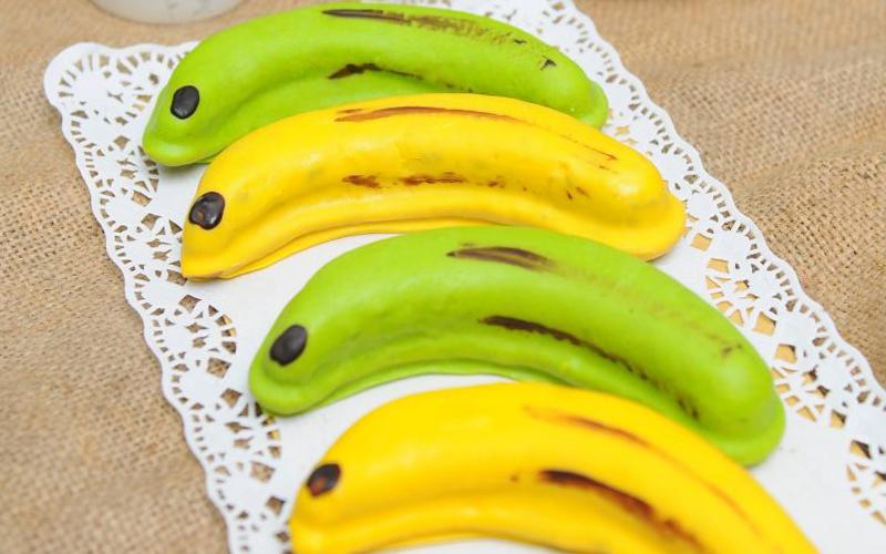 Resep-Cara-Membuat-Banana-Cotton-Cake-Lucu
