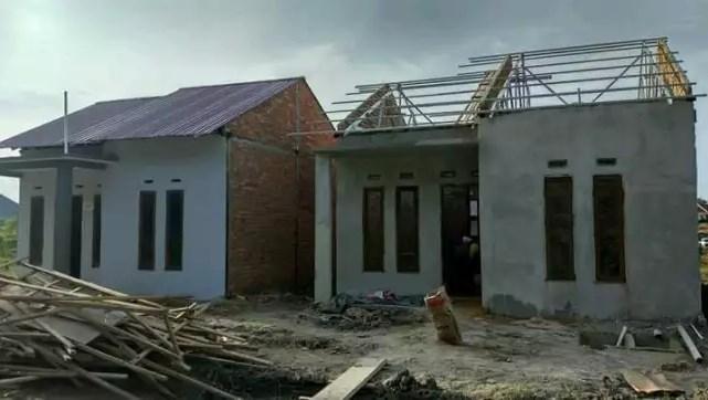 rumah dijual daerah bds