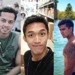 5 pria atlit asian games