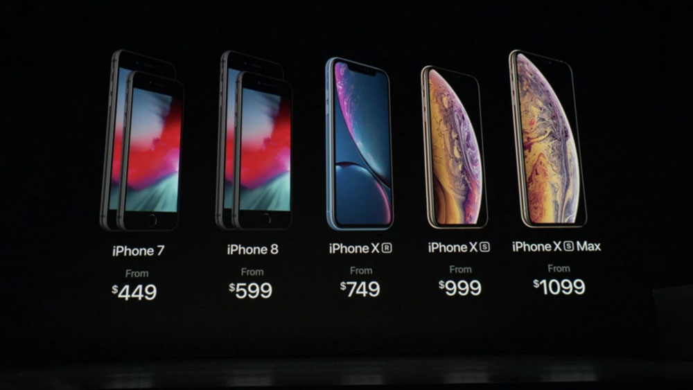 harga iphone XR Iphone XS iphone XS max