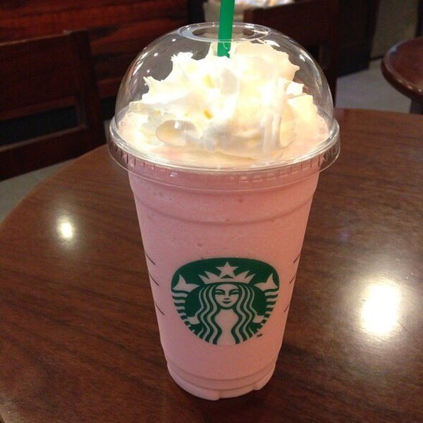 Secret Menu Starbucks Cotton Candy Frappuccino