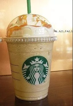 Secret Menu Starbucks Nutella Frappuccino