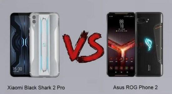 Balikpapanku - Perbandingan Xiaomi Black Shark 2 Pro dan ROG Phone 2