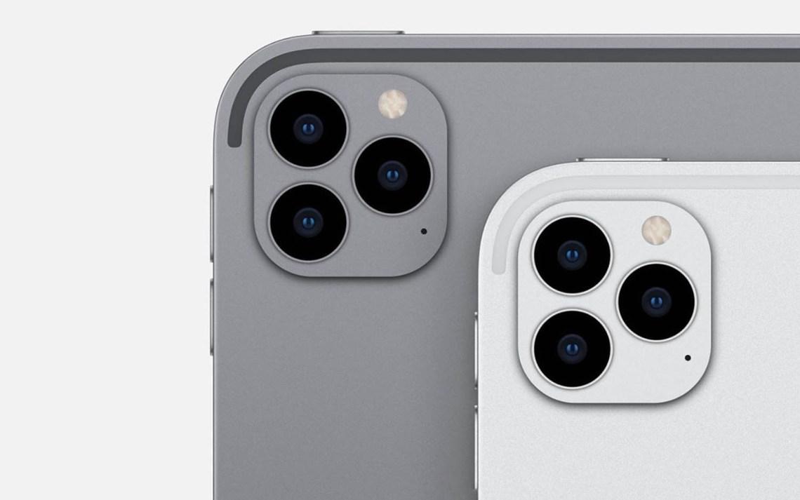 kamera ipad pro 2020