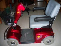 wheelchair hire bali 4 seater outdoor table and chairs mobility scooter weekly rate us 130