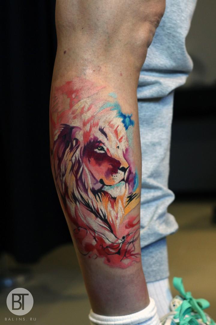 tattoo master Vitaliy