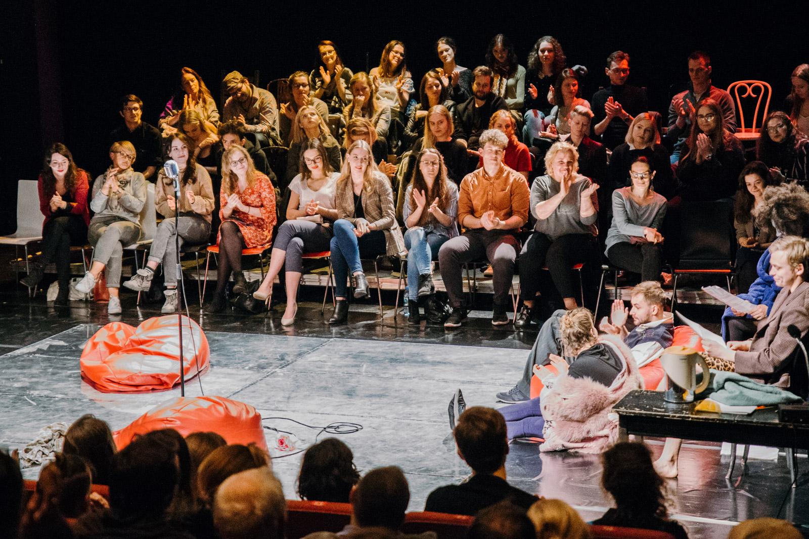 Improwizacja – Teatr Nowy