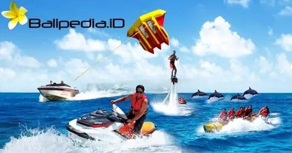 Paket Wisata Bali, Harga Permainan di Tanjung Benoa Bali 2017 – 2018
