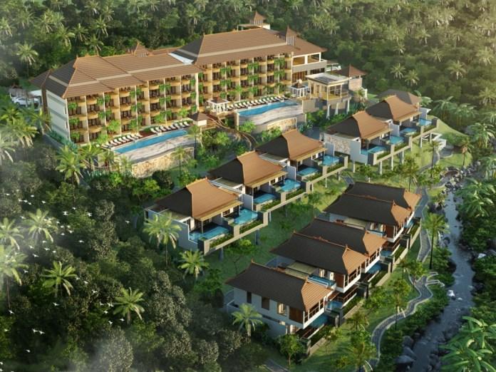 SereS Springs Resort & Spa Singakerta Ubud, Bali.