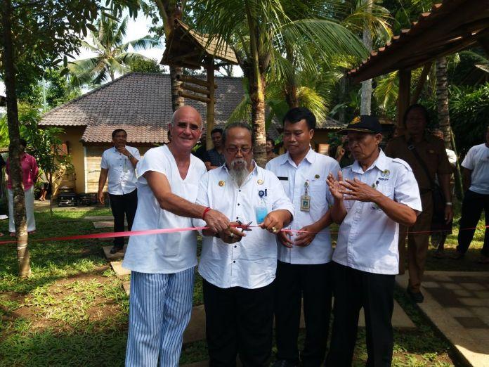 Begawan Foundation's Breeding and Release Centre, ubud. Balipicturenews.com