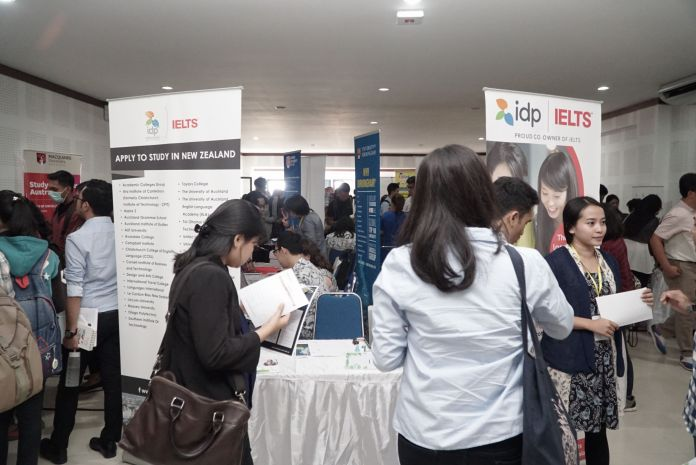 Bali Scholarship Exhibition (BASE) 2018.