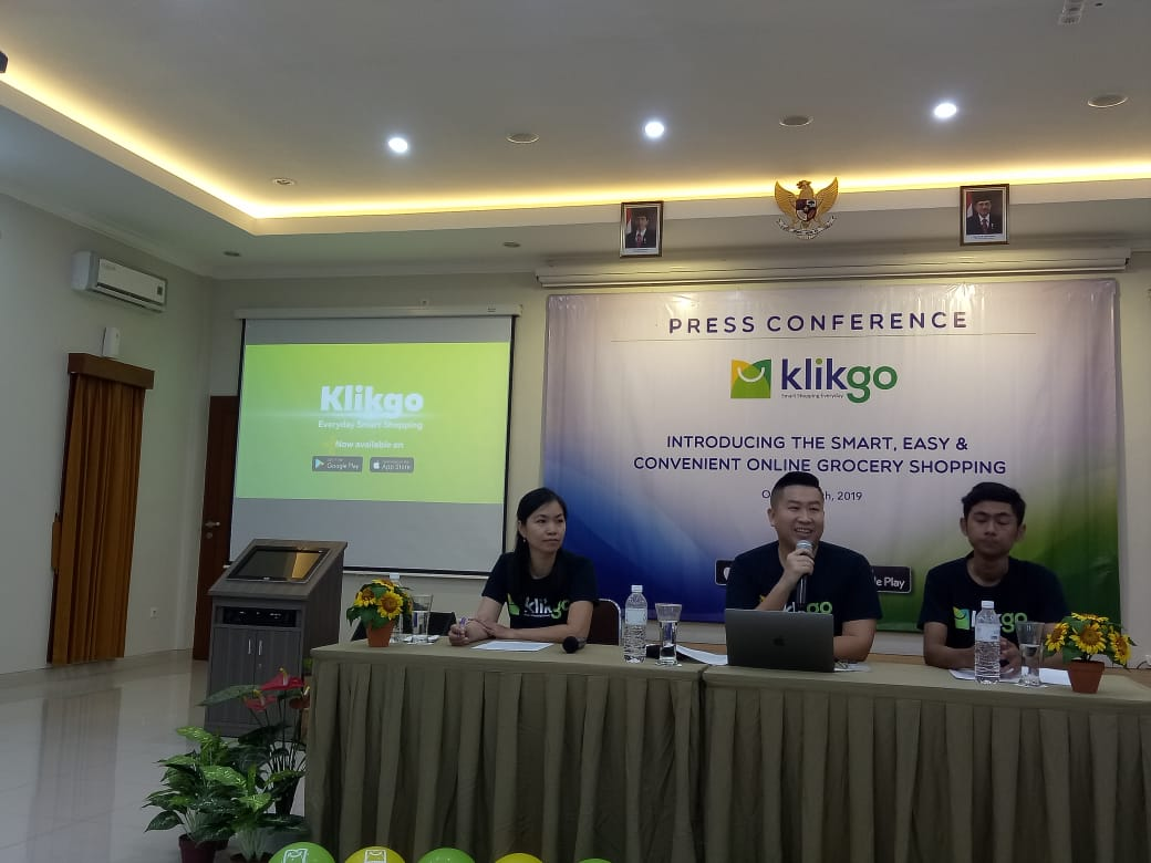 Klikgo A Smart Online Grocery Shopping App Launches In Bali