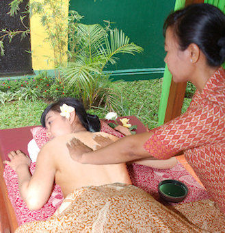 Bali Green Spa – 50 % Discount