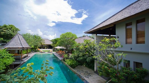 4 Bedroom Villa Hansa in Canggu for rent.