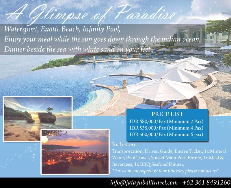 a glimpse of paradise package-1410764427n8gk4