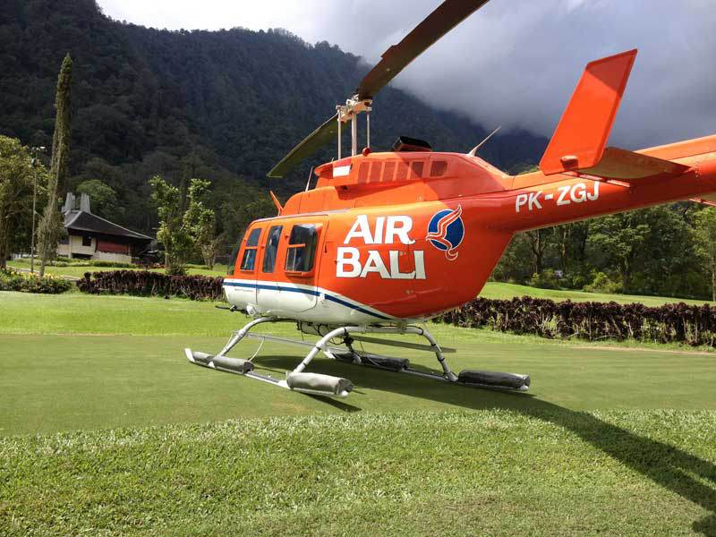 Bali Helicopter Flights – Bali Discover