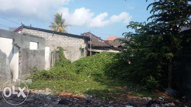 Land 2500 sqm for lease in Jalan Kediri Tuban Kuta