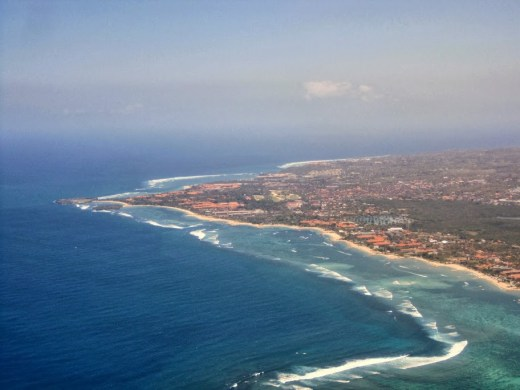 All Nusa Dua Hotels & Map
