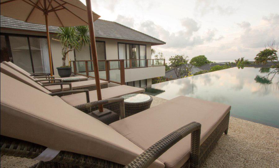 Karang Saujana Estate – Luxury villa with ocean views in Pandawa beach, Bali