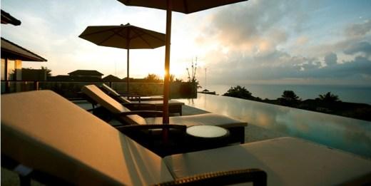 Luxury villa for sale with ocean view in Uluwatu, Bali  Karang Saujana Estate – Villa 7