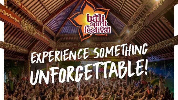 BaliSpirit Festival,