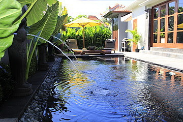 ThreeBedroom Pool Villa for sale VSAN 280 in Sanur Bali