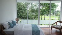 ThreeBedroom Pool Villa for lease Yearly in Umalas Kuta Bali, what app +62811398469