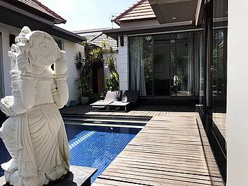 Villa 2 Bedroom for lease in Seminyak Bali