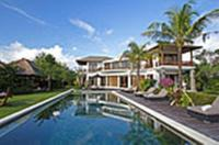 Sea view Six Bedroom Villa in Jimbaran bukit Hill Bali for sale
