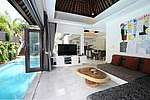 Three Bedroom Villa for Sale in Kerobokan Kuta Bali