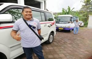 Auto Huren Bali Met Chauffeur
