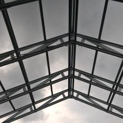 Jarak Reng Baja Ringan Kanopi Model Kremona – Bali Roofing