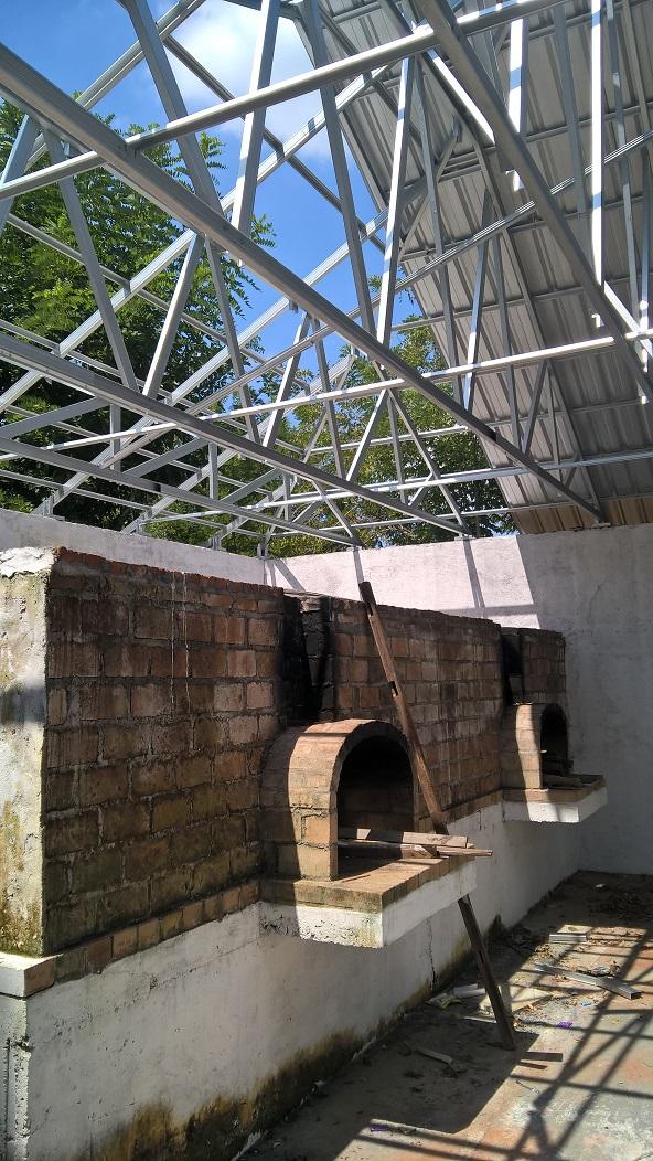 rangka atap baja ringan model limas perisai / – bali roofing