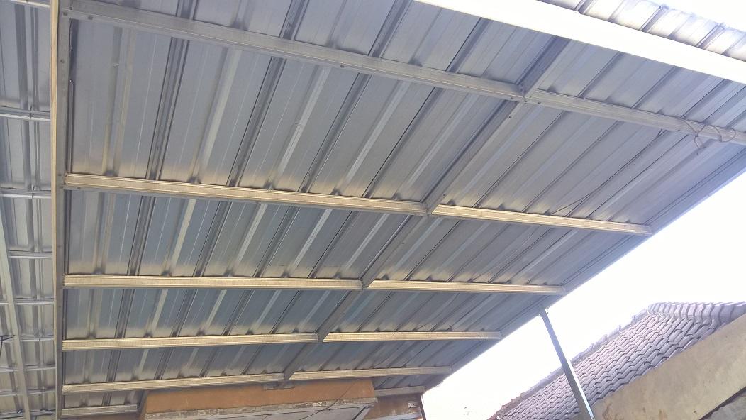 jarak reng baja ringan kanopi bali page 4 roofing