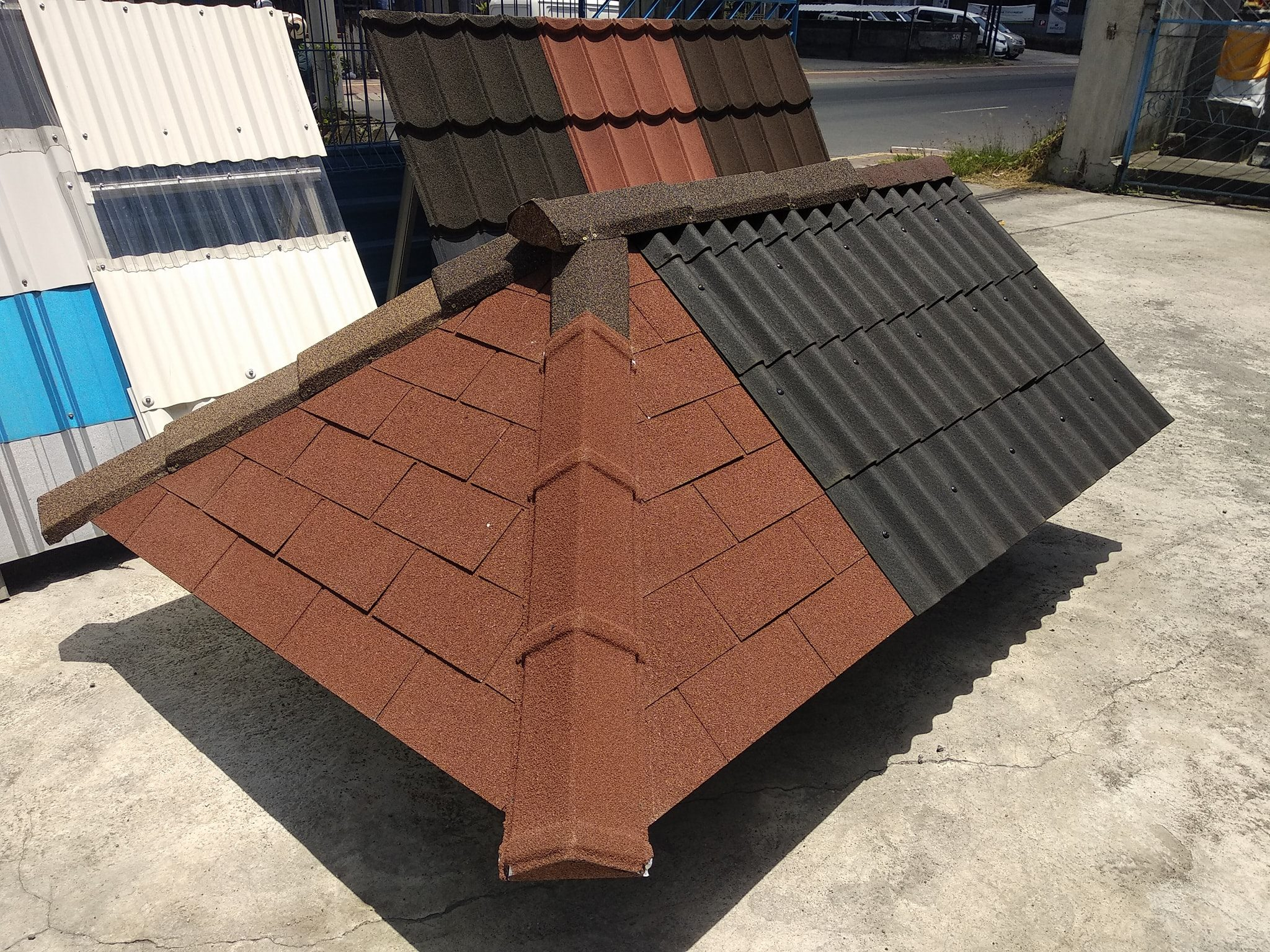 agen baja ringan di denpasar kanopi bali roofing