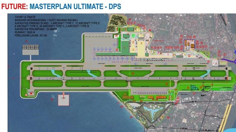 Bali airport expansion plan