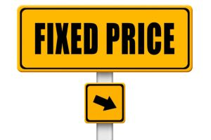 fixed price shopping bali