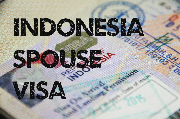 Indonesia spouse visa